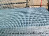 Горячая окунутая гальванизированная сваренная сталью ячеистая сеть в панели