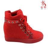 고전적인 형식 Sneaker 의 최신 판매 신발 (SN505) 섹시한 여자 단화 숙녀
