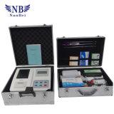 Les équipements de test d'engrais Analyseur de sol pour NPK