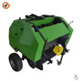 Les presses à balles de paille hydraulique de l'équipement utilisé ferme de la machinerie agricole de la presse de rouleau