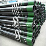 API5CT J55 L80 N80q P110の管の継ぎ目が無い鋼管