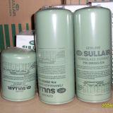 Sullairの圧縮機のためのフィルター02250135-155、250025-526、250034-122、250034-134、02250135-150、02250139-995等のエアー・フィルタ、石油フィルター、