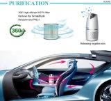 2017 verwijdert de Nieuwe Rook van de Stijl de Zuiveringsinstallatie van de Lucht van de Ionisatie van de Zuiveringsinstallatie van de Lucht van de Auto met Zuiveringsinstallatie HEPA