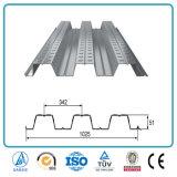 직류 전기를 통한 강철 지면 Decking 장 (YX76-344-688)