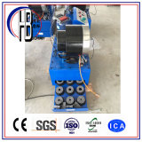 中国の工場専門の製造のホースのひだが付く機械