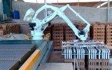 آليّة الإنسان الآليّ قرميد عمليّة إعداد آلة