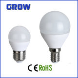 G45 6W / 7W Dimmable Light E27 / E14 Base Économiseur d'énergie ampoule LED