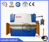máquina de dobra hidráulica da folha 125t