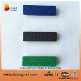45x13mm etiqueta Name Badge amarres magneto titular de la ID.