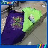 Cotton FabricのためのGarros High Resolution DIGITAL T-Shirt Printer