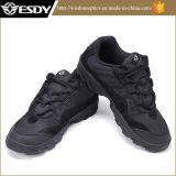 Nous noir de l'armée d'assaut tactique léger de bottes de combat des chaussures de randonnée