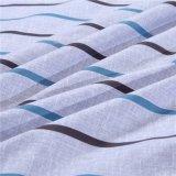 La fabricación de OEM Polyester impreso hecho personalizado Sábana