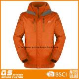 1개의 방수 겨울 스포츠 재킷에 대하여 남자의 형식 3