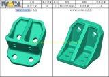 Het Blok van de Grens van de Delen van de Vrachtwagen HOWO met Goede Kwaliteit (WG9725520728)