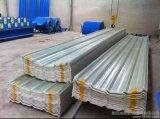 Usados na construção de telhado e parede de metal da chapa de papelão ondulado