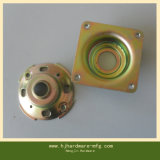 Precisão de OEM de hardware de metal em aço inoxidável / peça de estampagem de perfuração