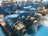 Pompe centrifuge à l'eau de refroidissement d'huile d'argon à l'oxygène liquide cryogénique à l'azote