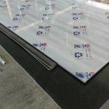 Tarjeta negra de la espuma del PVC del color