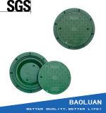 Double Composite Seals SMC /FRP Manhole Covers