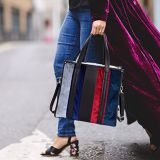 Le borse della signora Tote Women PU Leather di modo progettano i sacchetti per il cliente di spalla 2018 nuove borse di modo (WDL0489)