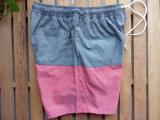 Poli Shorts della spiaggia del panno di Oxford del cotone degli uomini