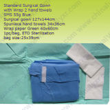 La LY Standard Surgical Gown con Towels (LY-SSGDP-001)