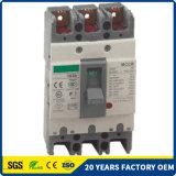 1P 2P 3P 4p Disyuntor moldeado400A 630 A