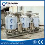 Système de nettoyage en acier inoxydable CIP pour le nettoyage en place