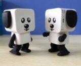 Novo Smart cão robô Caixa de música Bluetooth Alto-falante de dança