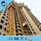 Elevación eléctrica del alzamiento de la construcción de Ce/ISO/SGS Certificatesd Gjj/de la construcción/precio del elevador de la construcción