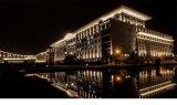 Luz impermeável do edifício do diodo emissor de luz do projector do diodo emissor de luz da arruela da parede do diodo emissor de luz