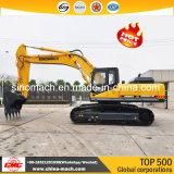 No. 1 strumentazioni di vendita calde di ingegneria del macchinario di costruzione di Sinomach escavatori idraulici del cingolo M3 da 34 tonnellate 1.5 da vendere
