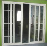 """Оптовая торговля дешевые современное здание белого цвета Блэк Сэш"""" любого размера окна пвх окна Gladzed две панели слева повесил трубку"""
