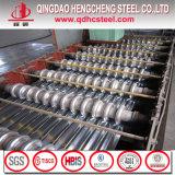 Лист Galvalume датчика ASTM A792 SGCC+Az 22 Corrugated стальной