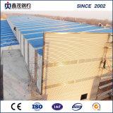 La Chine haut de la qualité de l'atelier de structure en acier galvanisé pour l'usine