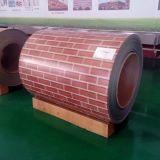 Pattern Color-Coated bobine en acier galvanisé