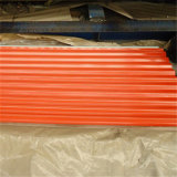 0.13mm-2mm材料シートは電流を通された波形の鋼板をPre-Painted