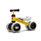 Forte Scooter Bebé/Equilíbrio Bike com EVA+PU Rodas