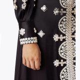 De dames kleden de MoslimRobe van de Kleding van Sleevemuslim Doubai Abayawomen van de Kleding Lange Islamitische Turkse Moslim