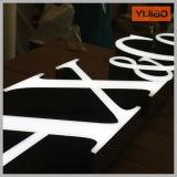 중대한 DIY LED Facelit 또는 Frontlit 채널 편지 표시