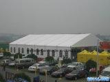 PVC壁の白い玄関ひさし党屋外のイベントのテント