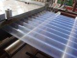 Multi Schichten des Belüftung-gewölbten Blattes, das Maschinen-Zeile bildet