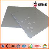 Плакирование алюминия украшения серого металлического PVDF покрытия мыши внешнее
