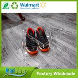 14 caso de visualización de acrílico claro del zapato de '' x10.25 '' x5 '' con la tapa
