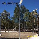 Réverbère solaire Integrated chaud de la vente 40W DEL