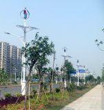 Q1, Q4 Tipo 100W 200W 300W Turbina Eólica combinam com painel solar para luzes de LED