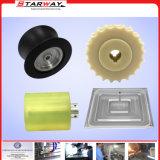 Kundenspezifische Maschinerie-Unterstützungsbasis-Karosserien-Stahlplatte