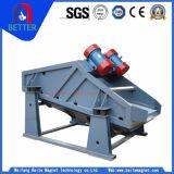 Серия Tzs1842 ISO Approved Dewatering/Tailings экрана минирование для системы обработки гравия песка (емкость 100-150t/H)