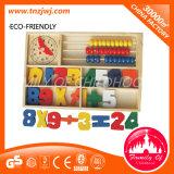 Stuk speelgoed van het Onderwijs van Montessori van het Telraam van de Parel van de Prijzen van de fabriek het Houten
