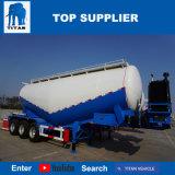 タイタンの手段- 50t粉の物質的なタンカーの乾燥したバルクトラック運送の交通機関中国